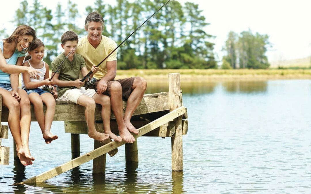3 Reasons to go Fishing on Your Next Day Rrip